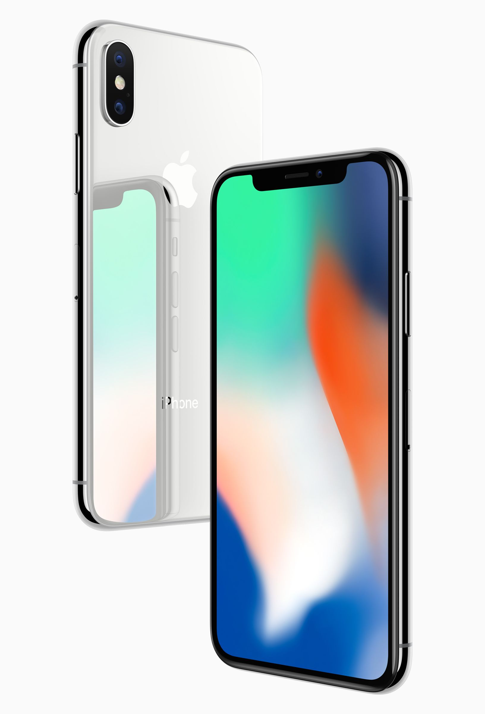 Apple เป ดต ว Iphone X Iphone 8 และ Iphone 8 Plus สมาร ทโฟน โทรศ พท เทคโนโลย