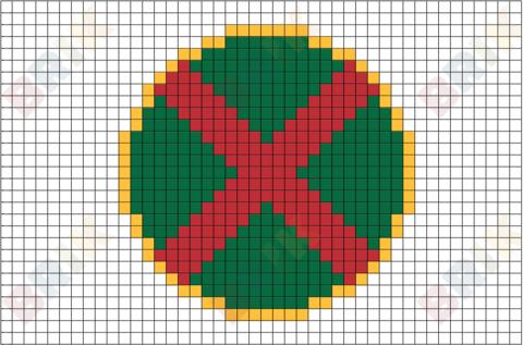 Martian Manhunter Pixel Art Pixel Art Pixel Art Design Lego Art