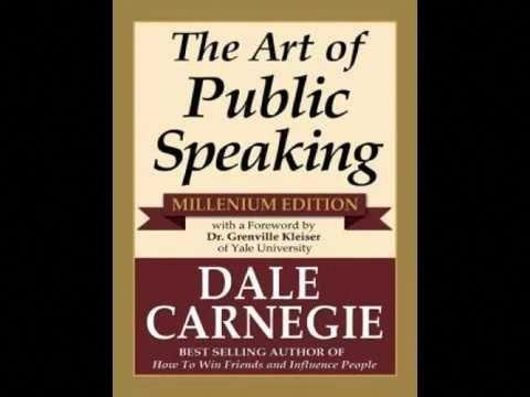 The Art of Public Speaking - FULL Audiobook by Dale Carnegie