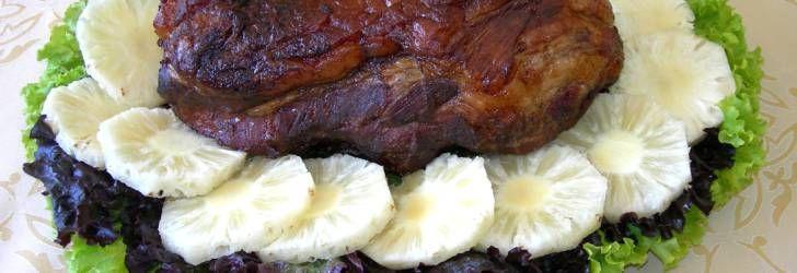 Copie a Receita de Lombo recheado com bacon - Receitas Supreme