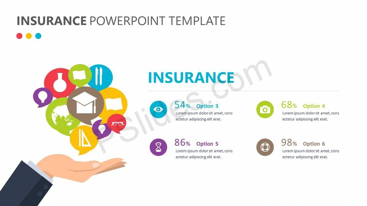 Insurance Powerpoint Template Design How To Read A Medical Journal Article Ppt