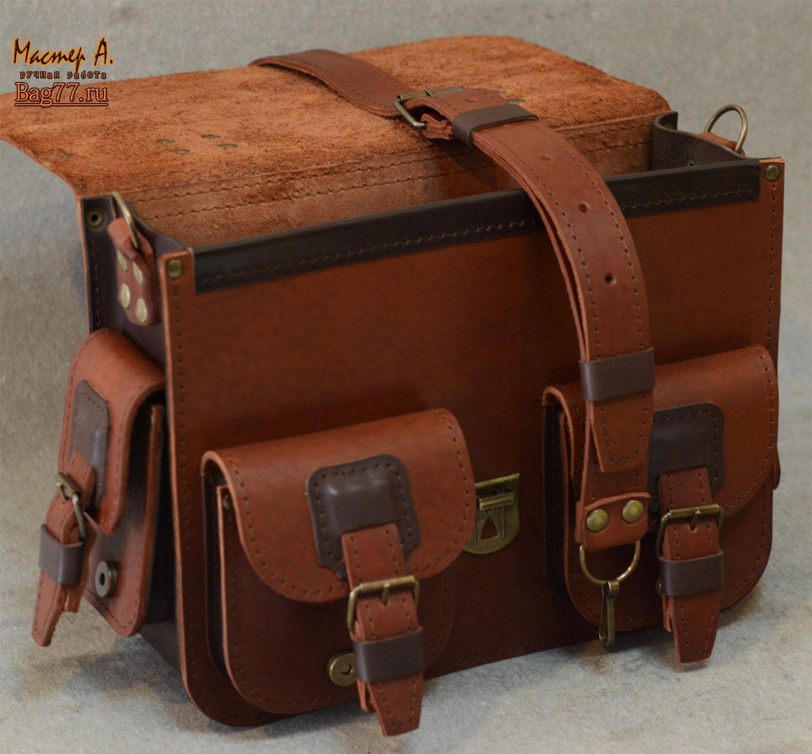 b5d0634fa59a Bag77.ru — кожаные сумки и кожаные мужские портфели ручной работы ...