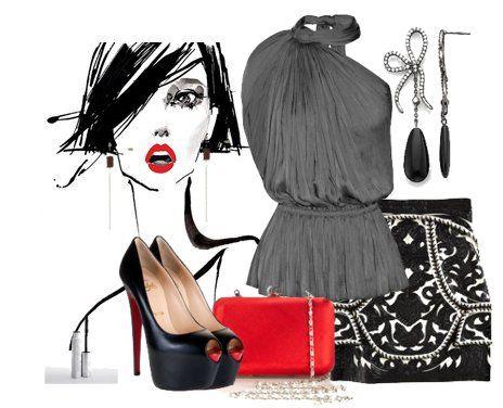 Shopstyle italian style balmain appliqué mini skirt by lucyy