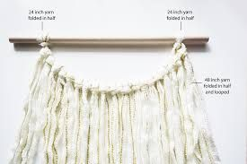 Image result for yarn wall hangings