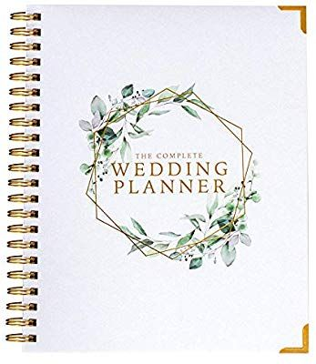 Amazon.com : Your Perfect Day Wedding Planner Floral Gold - Undated Bridal Planning Diary Organizer - Hard Cover, Pockets & Online Support : Office Products -   15 wedding Planner diary ideas