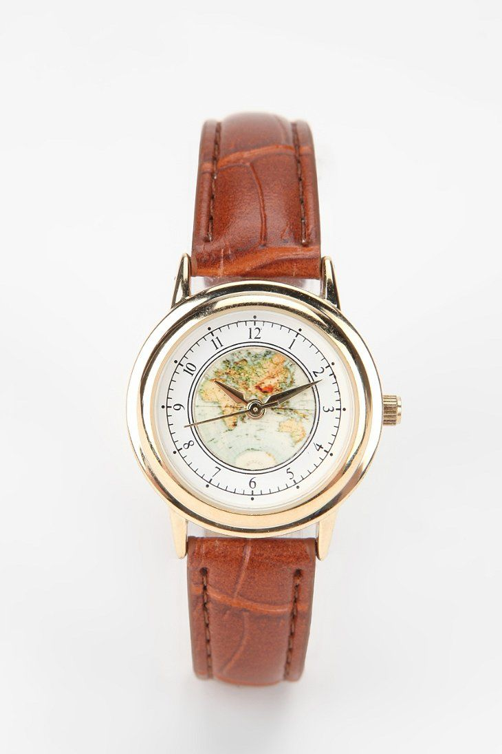 Globe Watch - Urban Outfitters