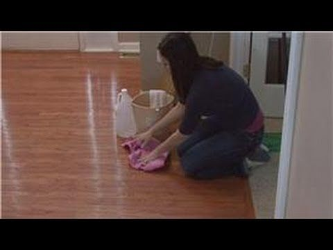 Housekeeping Tips : How to Clean Pet Urine Out of Wood Floors | Pets ...
