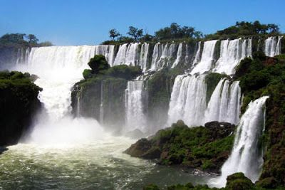 Iguazu National Park Argentina This park protects one of the most spectacular natural landscapes in Argentina and Brazil, Iguazu Falls and the surrounding subtropical forest.