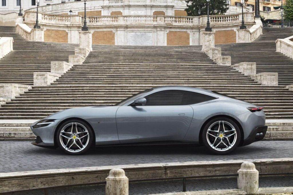 Ferrari Roma Unveiling Price Specs And Design Explained With