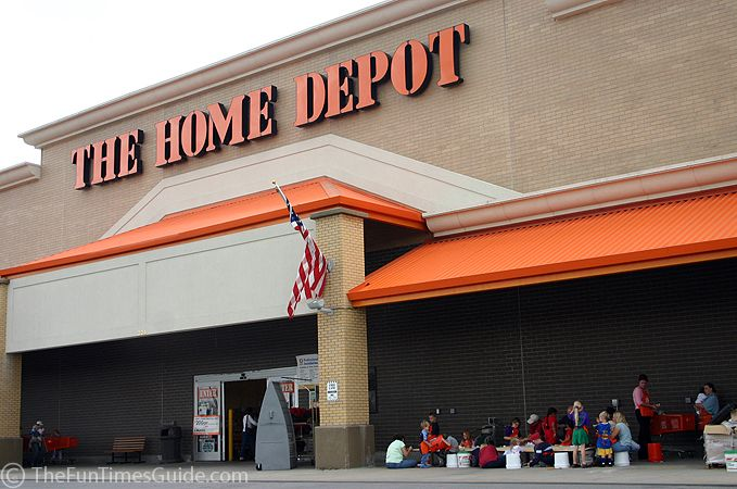 Love to shop here Home depot kids Home depot