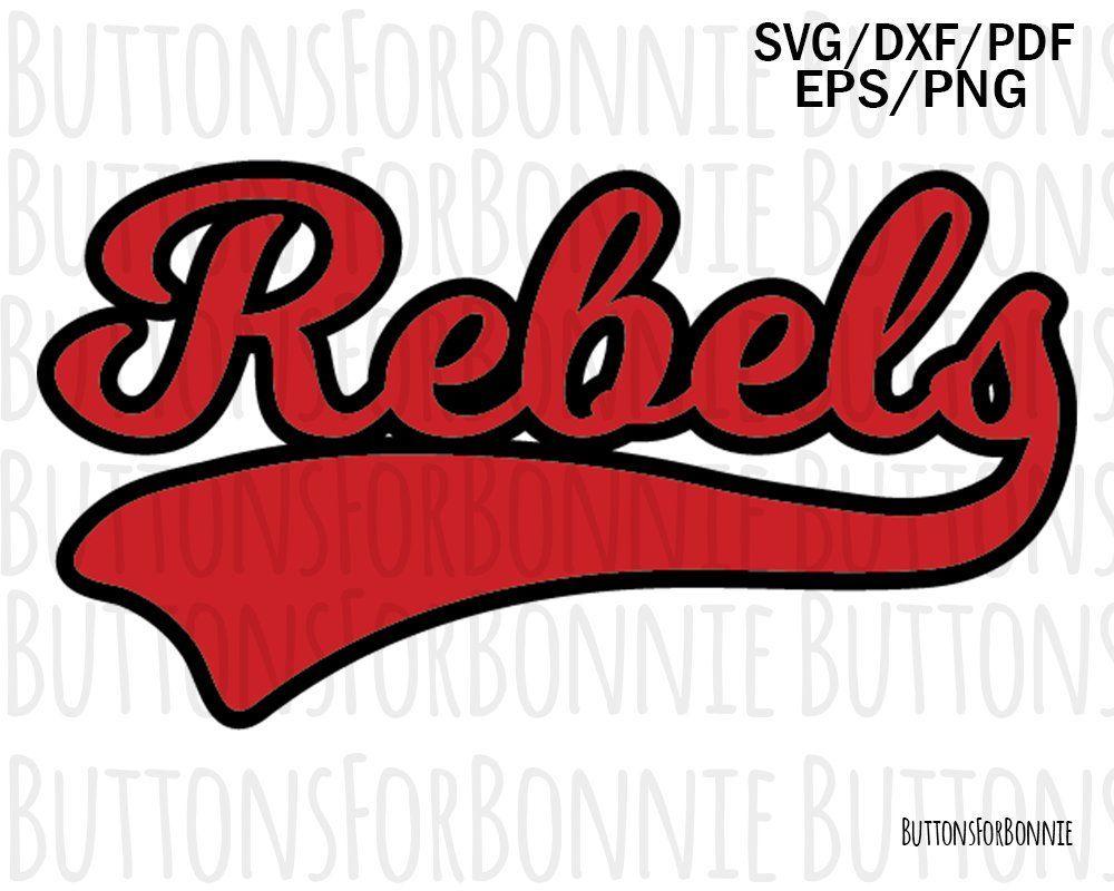 Rebels Sports Logo Design Rugby Logo Game Logo Design