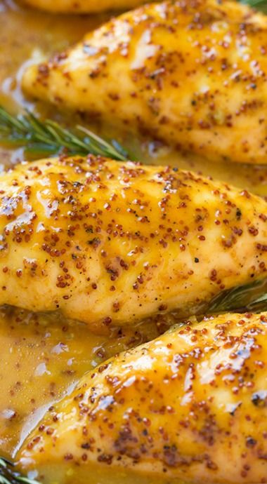 Baked Honey Mustard Chicken Chicken Recipes Fodmap Recipes Recipes