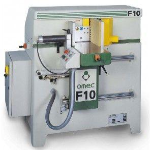 Omec F10 Corner Locking Finger Joint Machine Woodworking Joints Woodworking Machinery Finger Joint