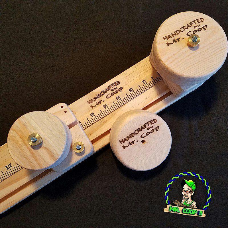 Paracord Yeti Mug Handle Disks Paracord Paracord Jig