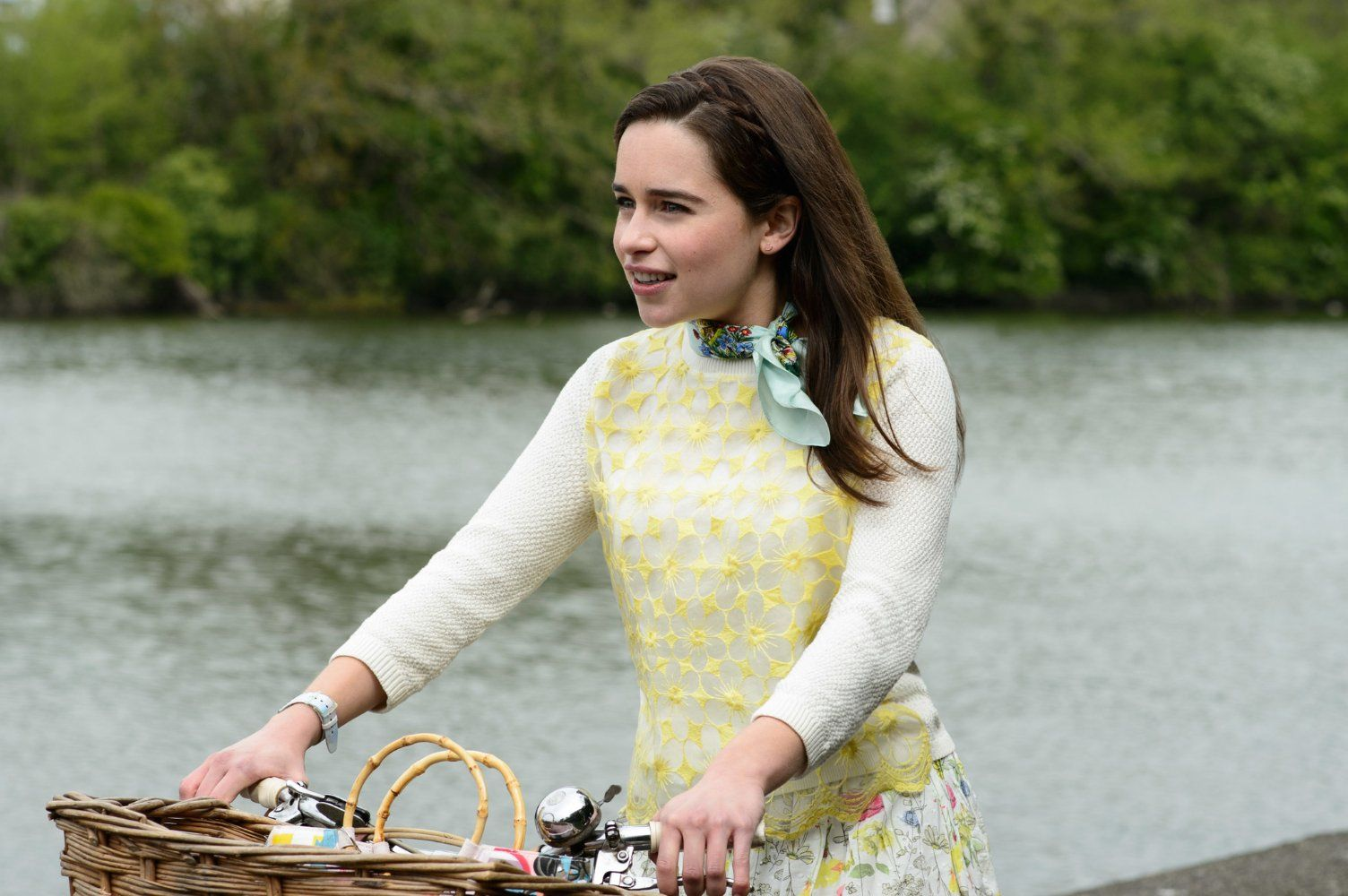 Emilia Clarke in Me Before You (2016)