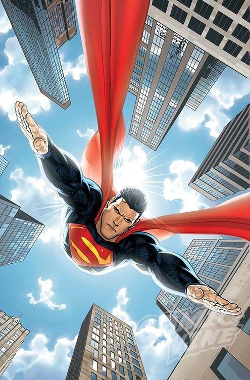 Exclusive Cover Reveal: ACTION COMICS #957 and DETECTIVE COMICS #934 Variants - Comic Vine