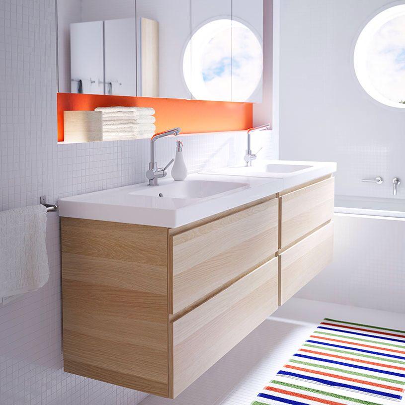 Ikea god morgon + nisje | Bathroom | Pinterest