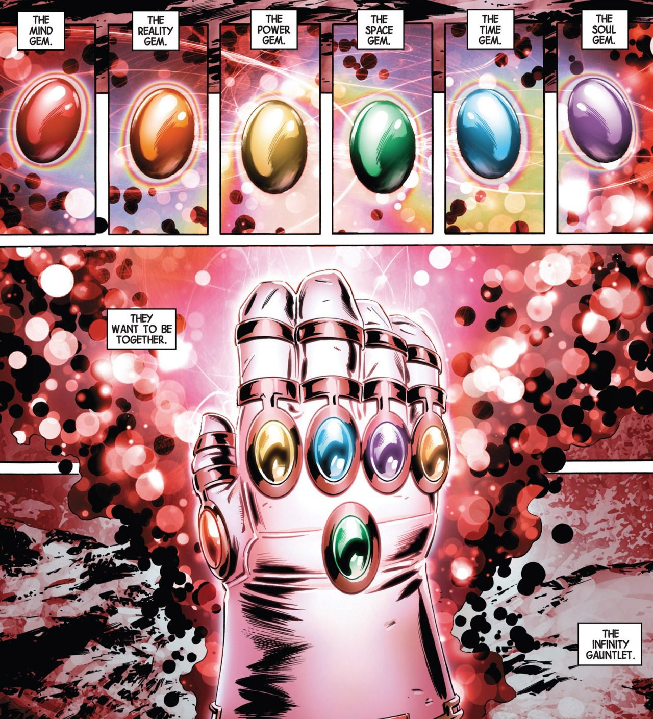 Image result for infinity gems comics