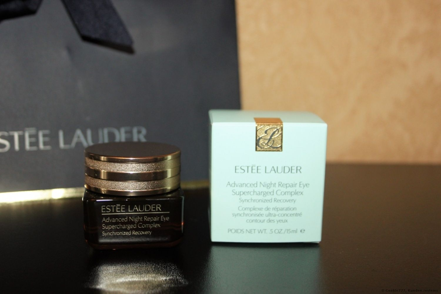 Estee Lauder Advanced Night Repair Eye Supercharged Complex Synchronized Recovery Augencreme Estee Lauder Advanced Night Repair Advanced Night Repair Eye Cream