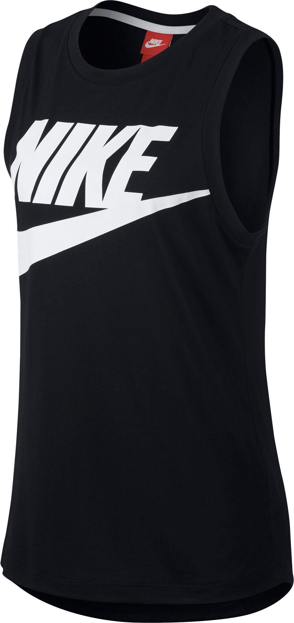 c18c11bd277 Nike Women's Sportswear Essential Tank Top | Products | Nike women ...