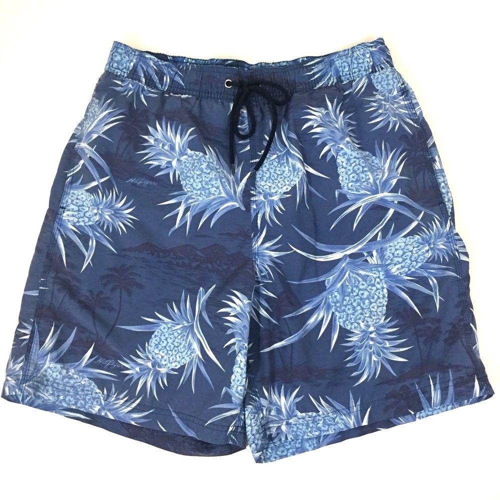 0cdf3f3c1e Details about Tommy Hilfiger Men's Board Shorts Swim Trunks Bathing ...