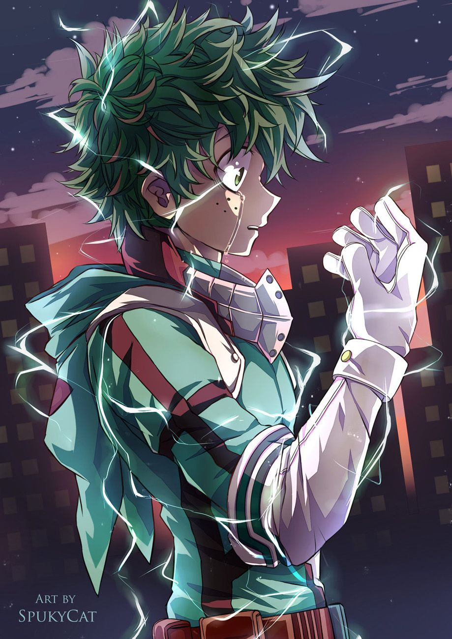 My Hero Academia 159 Page 3 Manga Stream Fan Art