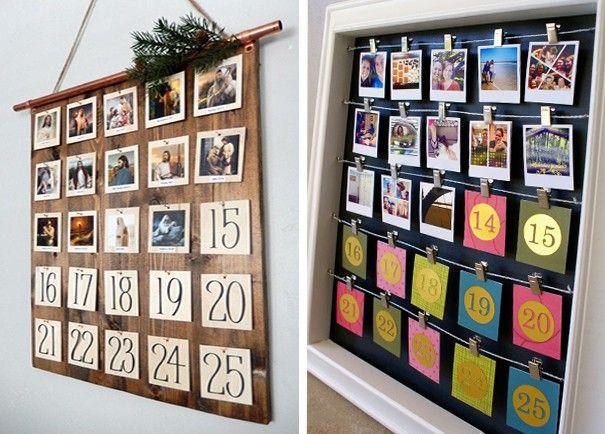 Idee Calendario.Calendario Dell Avvento 10 Idee Fai Da Te A Dir Poco