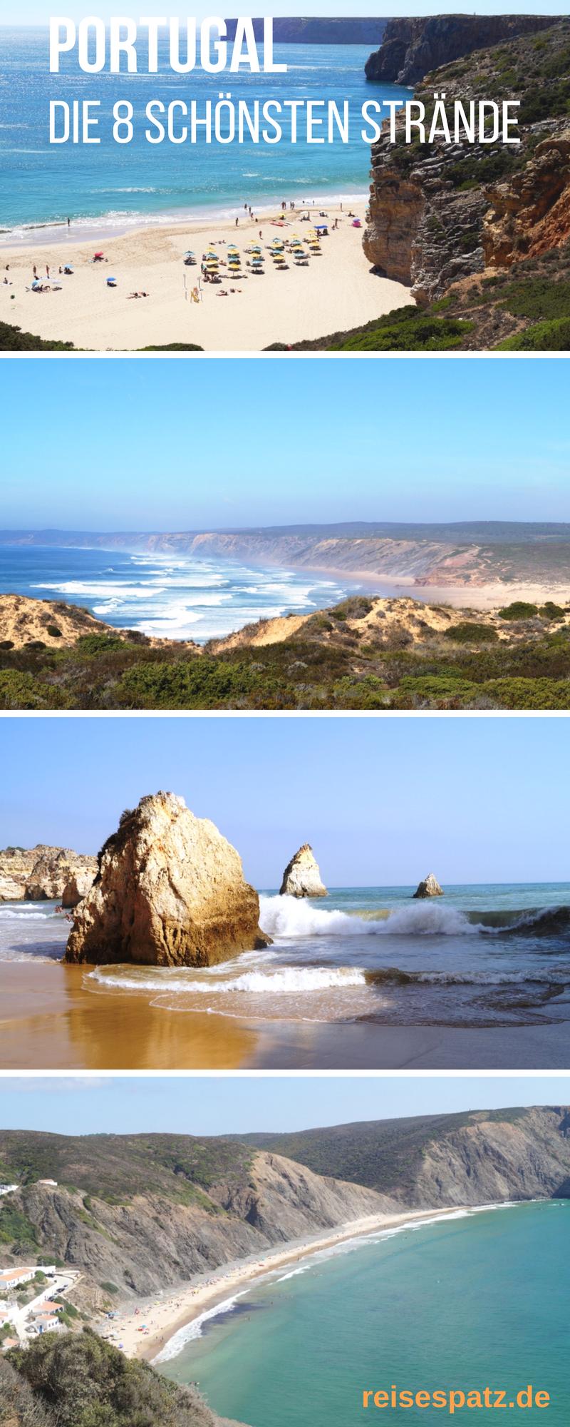 Las playas más bellas del Algarve.