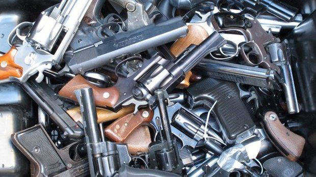 Good for Guns Gun buyback in Worcester yields 260 weapons (via MassLive)