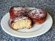 Haferflocken-Apfel-Muffins #pizzateigmittrockenhefe