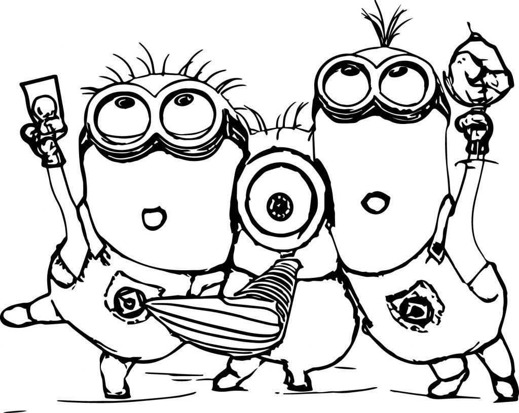 minion coloring pages for adults  coloring pages allow