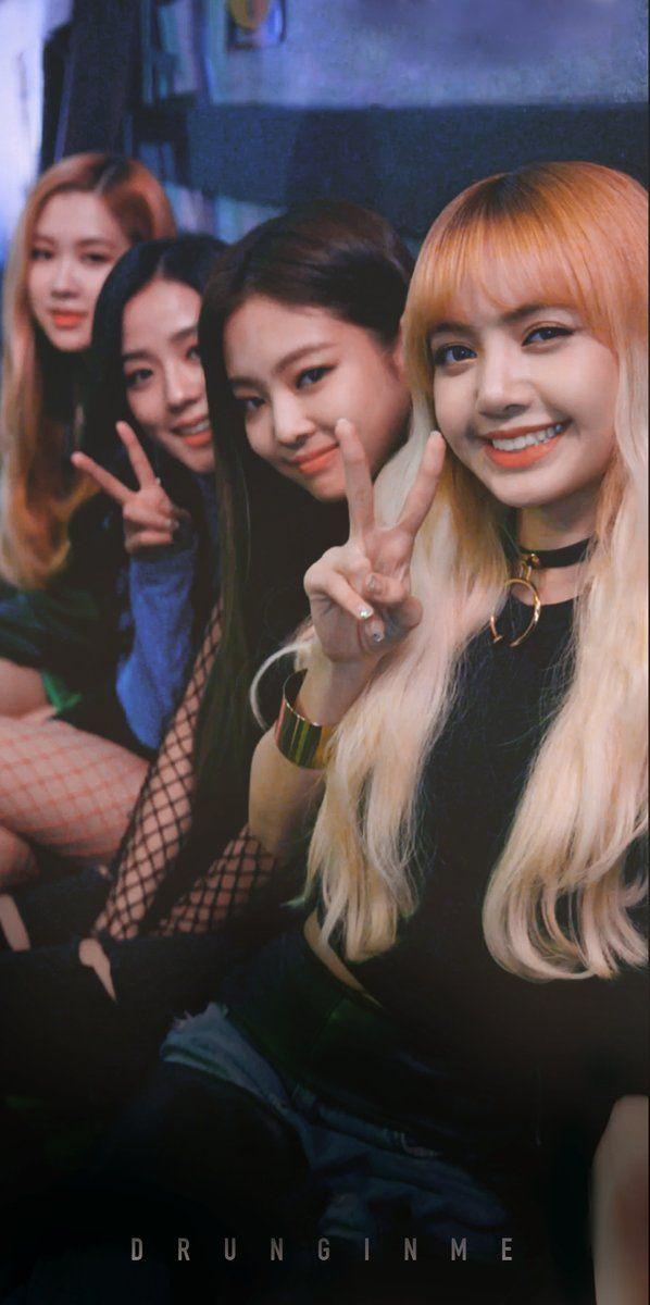 Blackpink Wallpaper Lg Lisa Rose Jennie Jisoo Blackpink