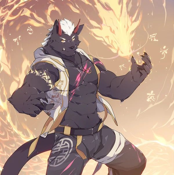 D D Dnd Pathfinder Fantasy Monstrous Fantasy Races Feline Big Cat Tabaxi Anthro Weretiger Monk Mage Sorcerer Furry Drawing Anthro Furry Anime Furry Serene sand of the silent shore clan nickname: furry drawing anthro furry anime furry