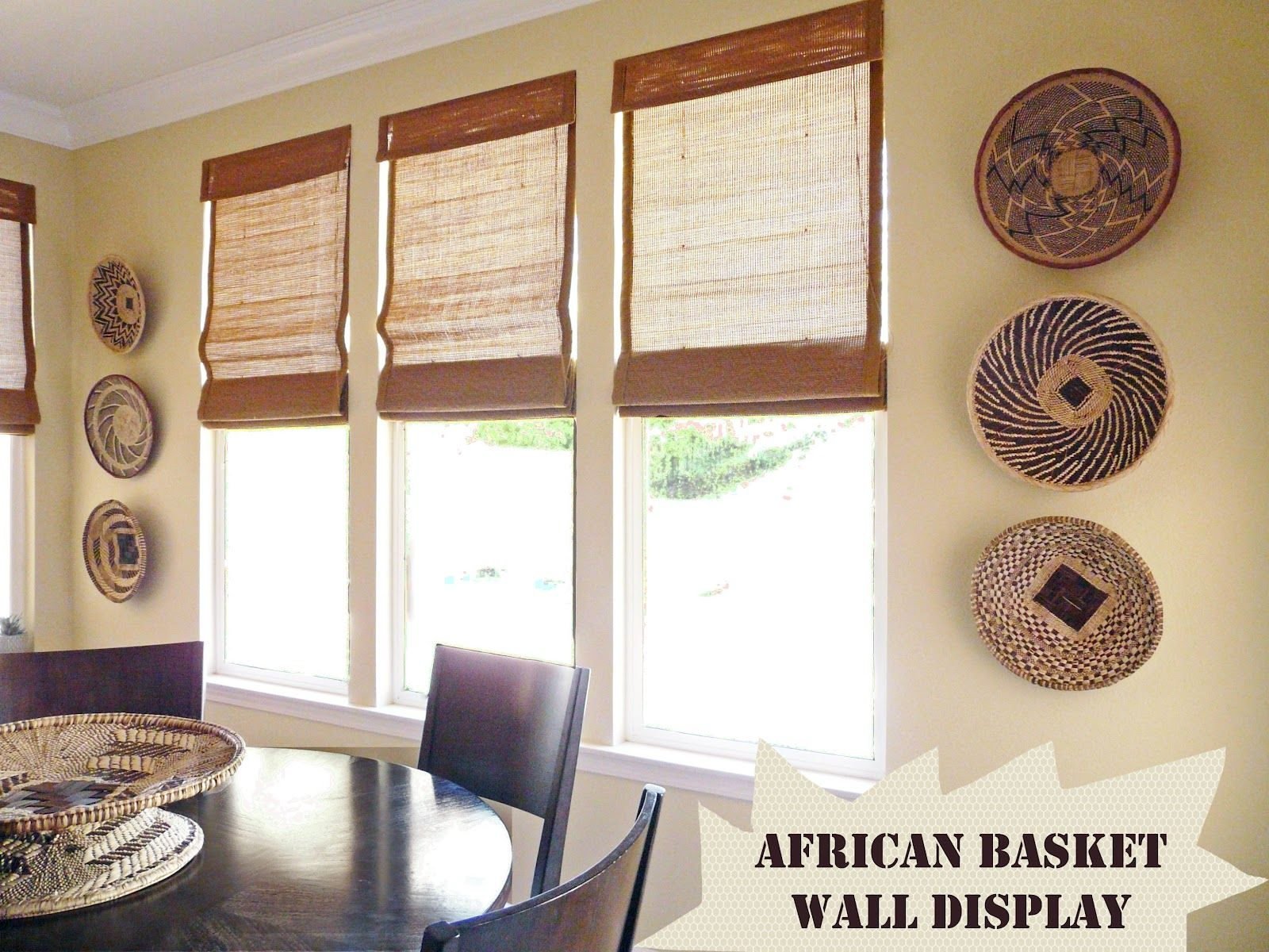 African Wall Decor african decor for the home | home] african basket wall decor