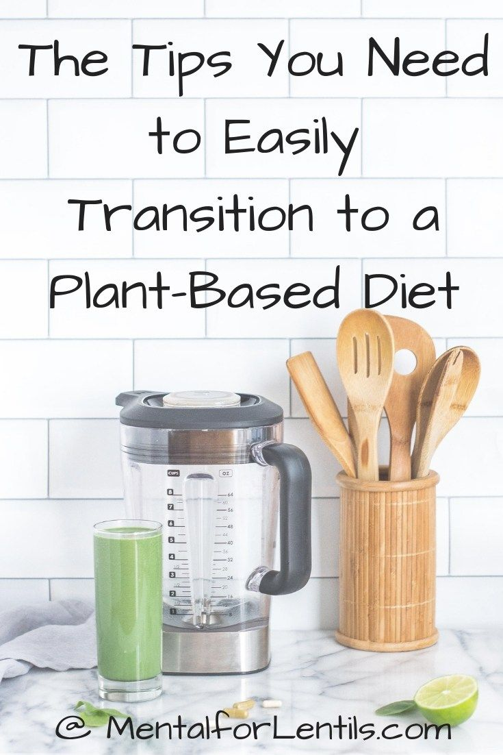 Looking to transition to a plant-based diet but unsure how to go about it? I've got you covered in this post with the tips you need to make this lifestyle change easy and long-lasting. Click through to check it out. #plant based #wfpb #vegan #healthylifestyle #health #change