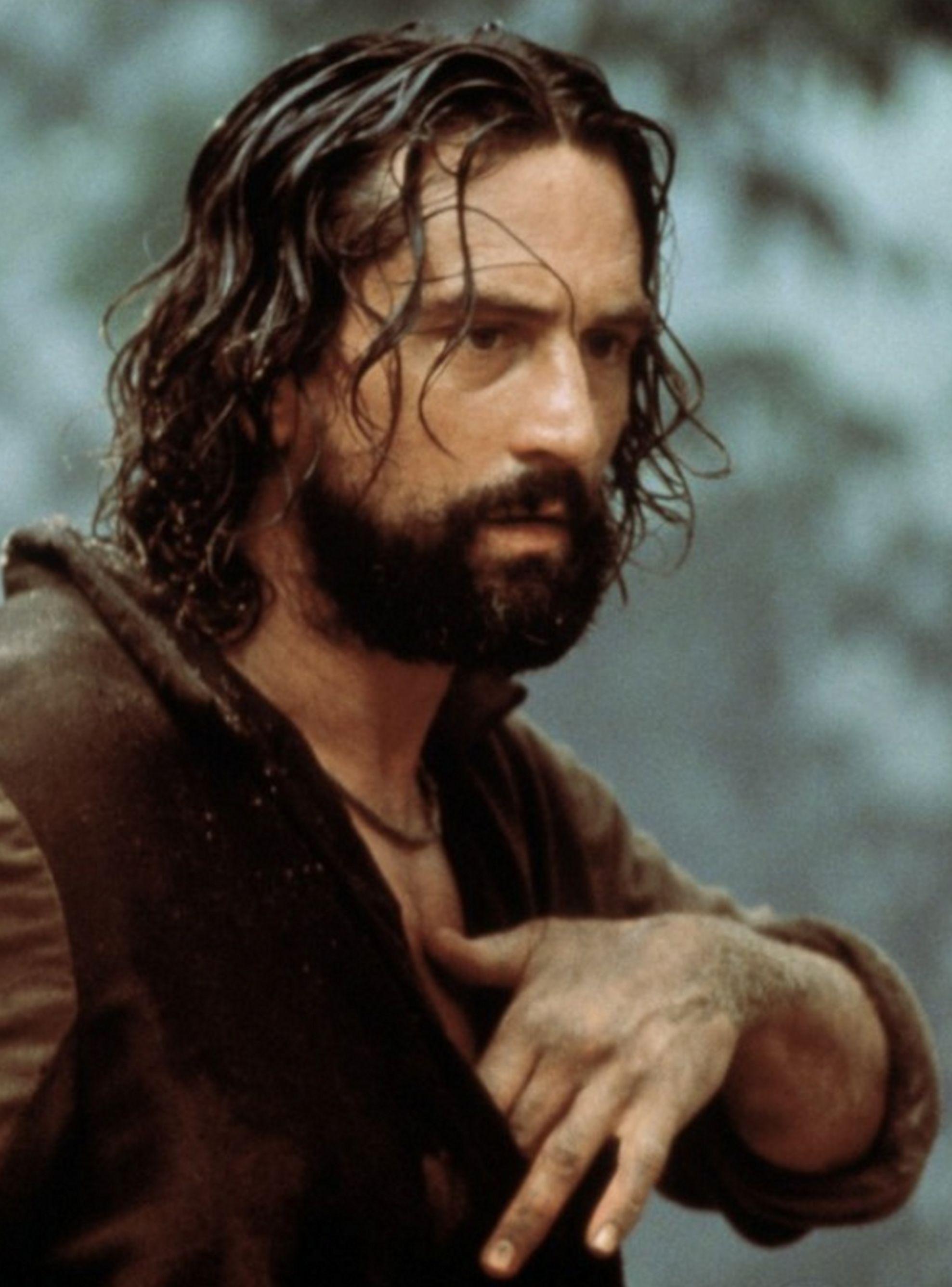 Robert De Niro (43). 1986. The Mission, British drama film