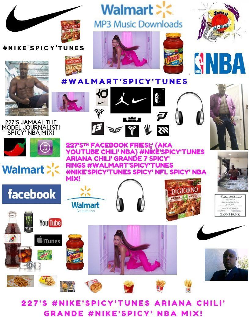 227 S Facebook Fries Aka Youtube Chili Nba Nike Spicy