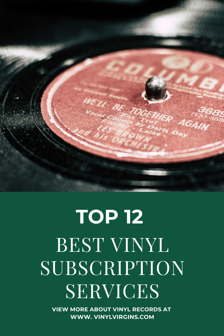 Top 12 Best Vinyl Subscription Services Vinyl Subscription Best Vinyl Records Vinyl