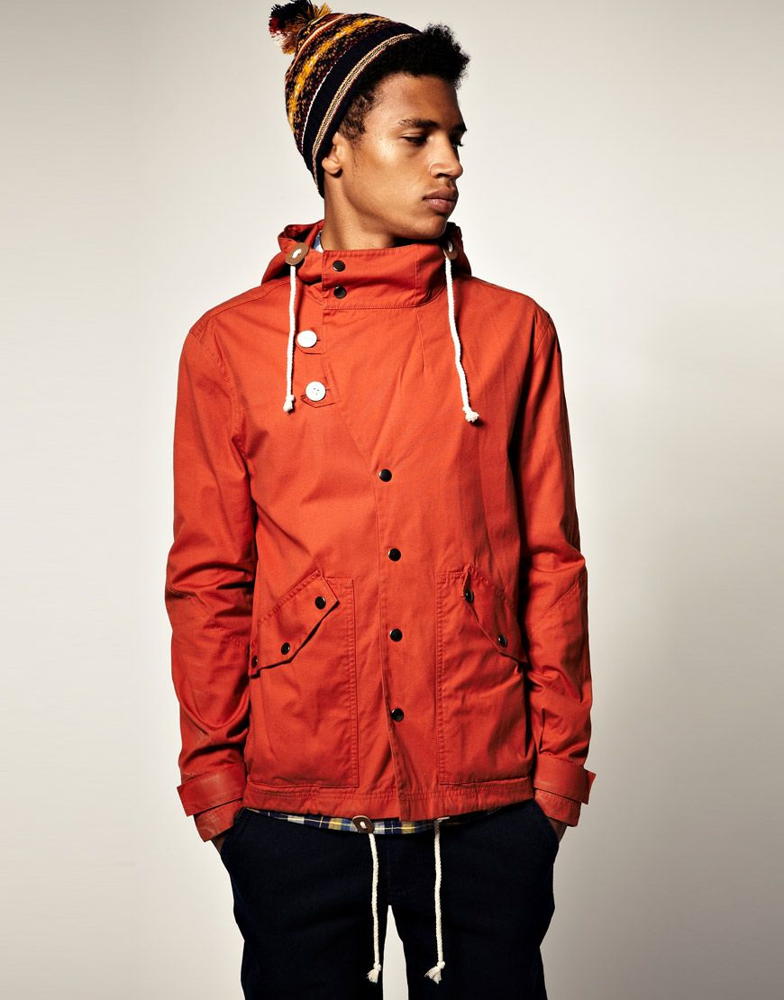 ASOS | ASOS Hooded Jacket at ASOS