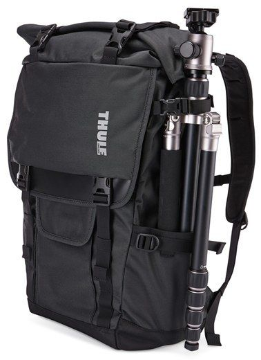 Men s Thule  Covert  Dslr Backpack - Black  a43a0e9461241