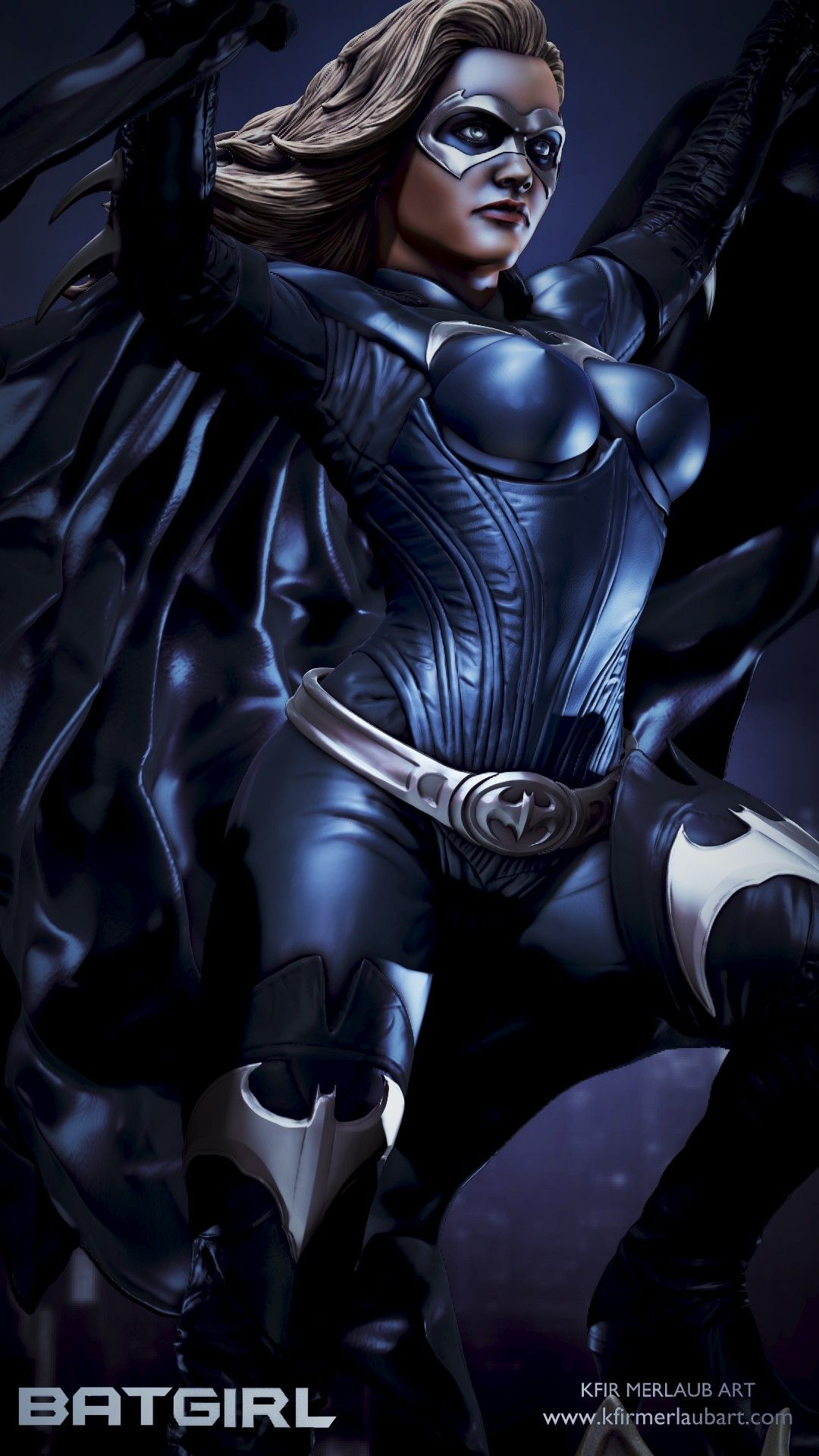 Resultado de imagen de batgirl on bike Batgirl, Batman