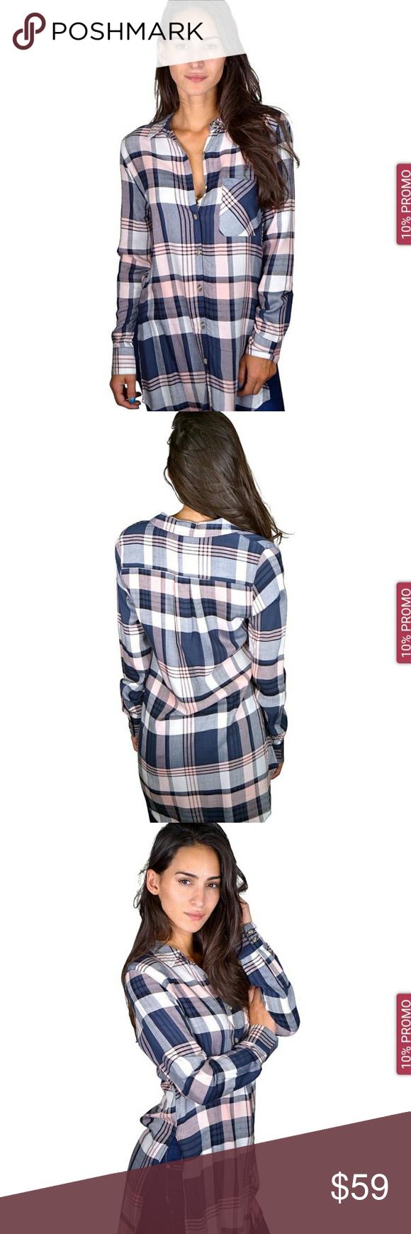 Flannel shirt ideas  Plaid Beauty Flannel Shirt  Ladies flannel shirts Flannel shirts