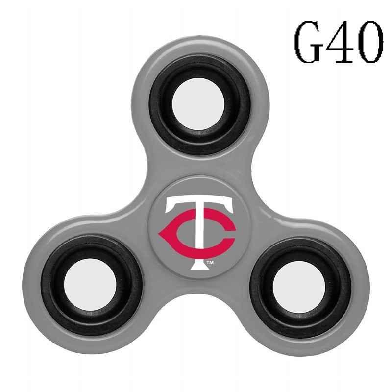 Minnesota Twins 3way Fidget Spinner G40 Fidget Spinner Spinners Fidgets