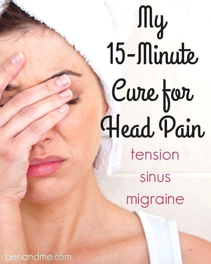 tension headache nausea #remedy #fast # ...