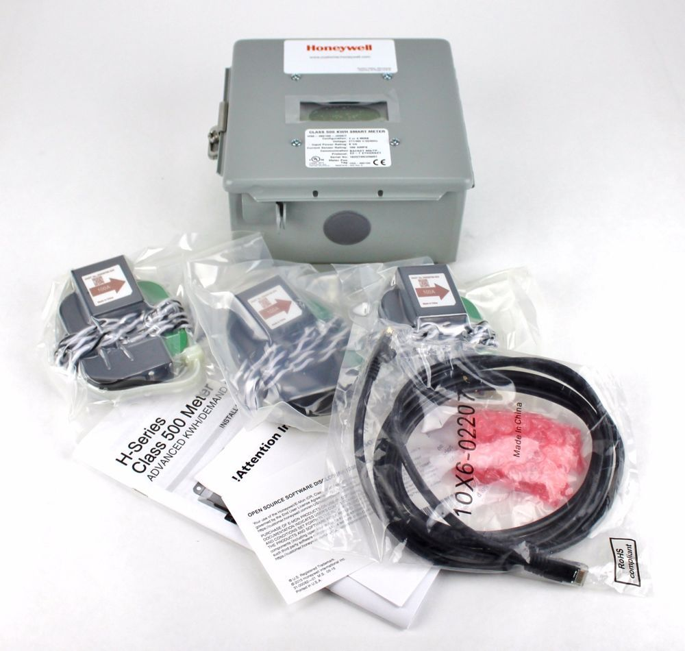 Honeywell H50 480100 J03kit Class 500 Kwh Smart Meter 277 480v 100a Wiring Further Cnc Limit Switches On Micro Switch Steel