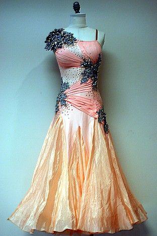 DS056 - Rhythmic Rentals - Ballroom Dress Rental   costume design ...