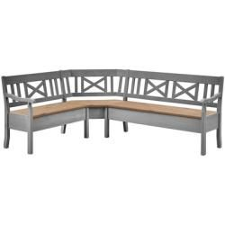 Photo of Garden furniture wood