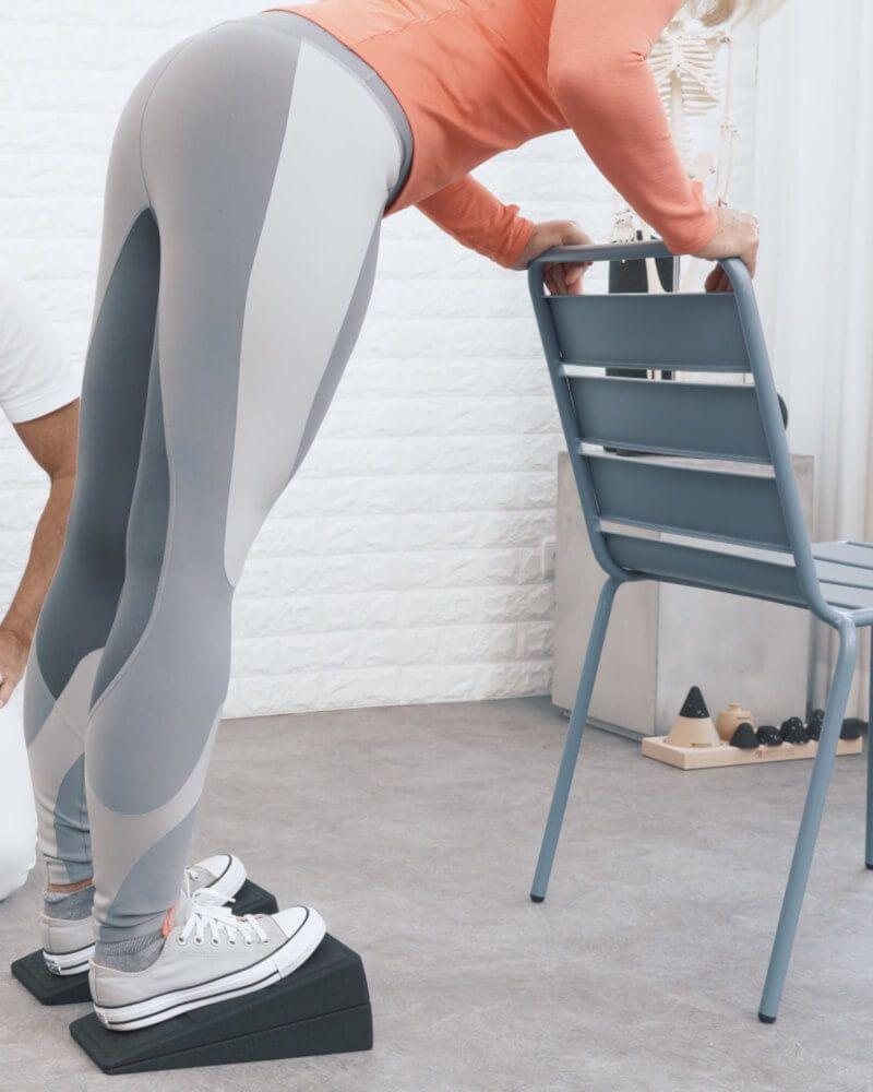 Knieschmerzen: Die 2 besten Übungen für Anfänger..