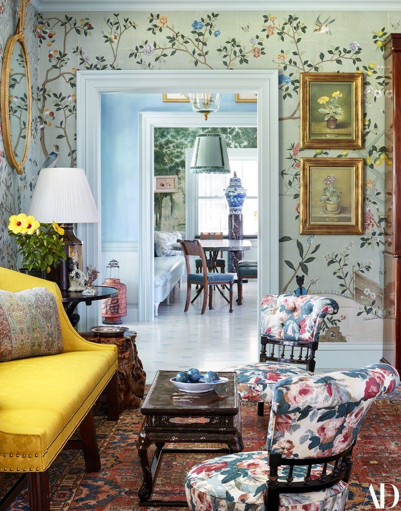 Chintz With Images Home Decor Decor Traditional Decor