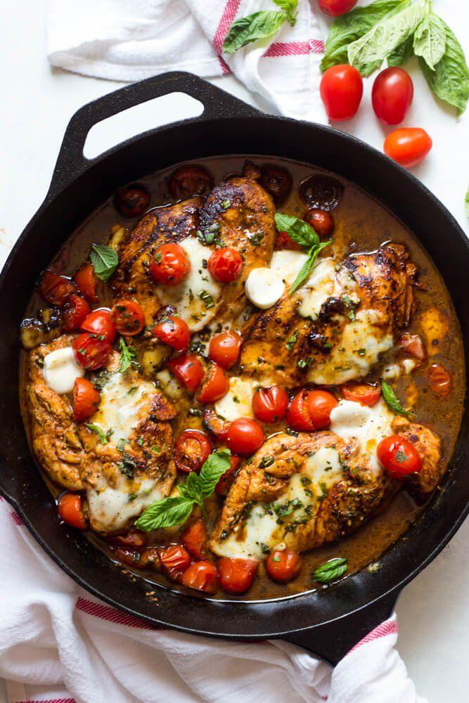 16 einfache One-Pan-Rezepte für einfache Abendessen  – Recipes